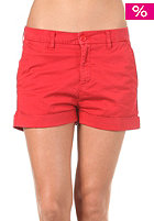 CARHARTT Womens Duenna Short Acoma Stretch Twill flame stone washed