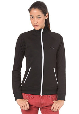 CARHARTT Womens Gym Jacket  Pique brook/white