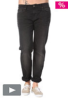 CARHARTT Womens Harmony Pant torrance black stretch color denim black basic wash