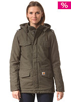 CARHARTT Womens Hickman cypress fabric washed