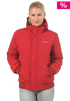CARHARTT Womens Kodiak Blouson deep red/ broken white