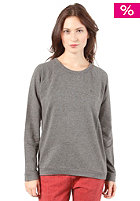 CARHARTT Womens   Lizzy Sweatshirt dark grey heather