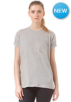 CARHARTT Womens Lynch S/S T-Shirt grey heather