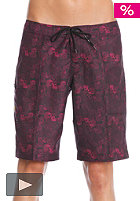CARHARTT Womens Maui Boardshort black/fruity