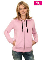 CARHARTT Womens Mellow Hooded Zip Sweat Jacket magnolia/black