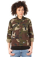 CARHARTT Womens Mission L/S Shirt camo morass