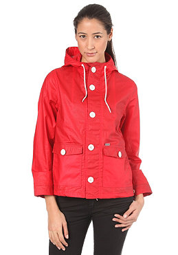 CARHARTT Womens Pawky Jacket Cotton Dull flame/snow