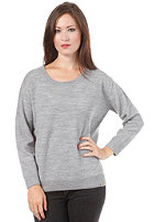 CARHARTT Womens Playoff Woolsweat grey heather