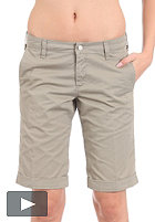 CARHARTT Womens Presenter Bermuda Short Durango Twill beech rinsed