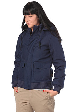 CARHARTT Womens Ranger Jacket blue/black