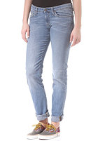 CARHARTT Womens Rebel Denim Pant blue pier washed