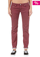 CARHARTT Womens Recess Delano Stretch Pant wine