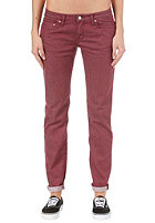 CARHARTT Womens Recess Pant wine