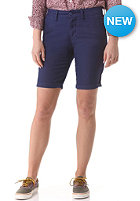 CARHARTT Womens Sid Chino Short metro blue rinsed