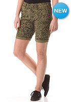 CARHARTT Womens Sid Short camo stain green rigid
