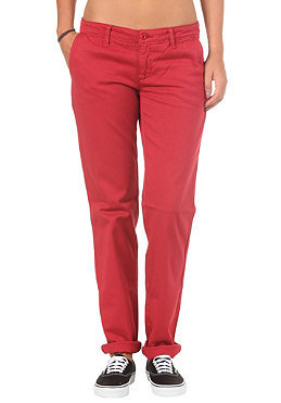 CARHARTT Womens Tess Pant deep red