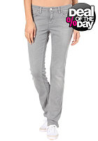CARHARTT Womens Texas Pant Rivera Grey Stretch Denim grey coast washed