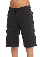 CARHARTT Womens Thrift Bermuda Short black stone washed