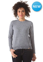 CARHARTT Womens Toss Knit Sweat metro blue/broken white