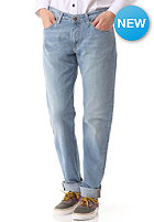 CARHARTT Womens Vicious Denim Pant blue pier washed