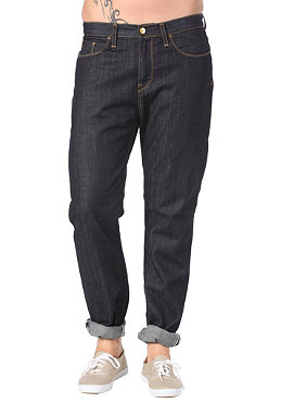 CARHARTT Womens Vicious Pant broderick denim blue rinsed