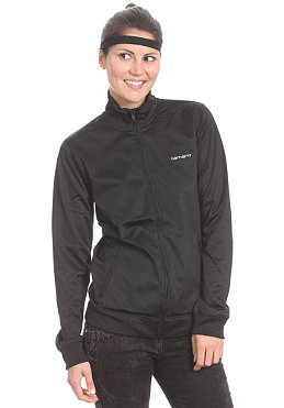 CARHARTT Womens Warm-Up Jacket black/white