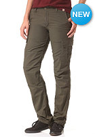 CARHARTT Womens X' Aviation Cargo Pant cypress rinsed