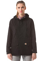 CARHARTT Womens X' Battle Parka black rigid