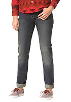 CARHARTT Womens X Buccaneer Pant blue/torn washed