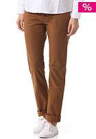 CARHARTT Womens X' Buccaneer Pant hamilton brown rinsed