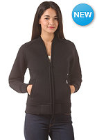 CARHARTT Womens X' Car-Lux Bomber Jacket black/grey