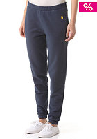 CARHARTT Womens X' Chase Sweat Pant blue penny