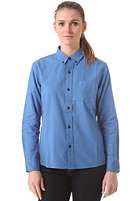 CARHARTT Womens X' Colter L/S Shirt regatta rinsed