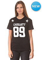 CARHARTT Womens X' Fan S/S T-Shirt black/white