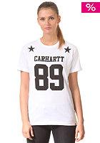 CARHARTT Womens X' Fan S/S T-Shirt white/black