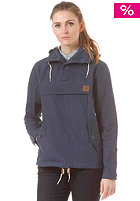 CARHARTT Womens X�Hayden Jacket blue penny rigid