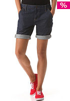 Womens X' Lincoln Simple Short blue rinsed