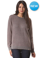 CARHARTT Womens X' Lopez Knit Sweat vega j, dark grey heather
