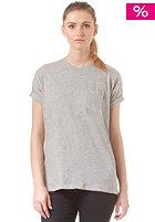 CARHARTT Womens X' Lynch S/S T-Shirt grey heather