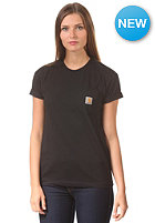 CARHARTT Womens X' Pocket S/S T-Shirt black