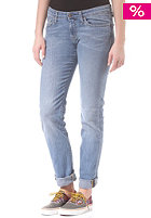 CARHARTT Womens X' Rebel Denim Pant blue pier washed