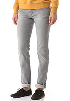 CARHARTT Womens X' Rebel Denim Pant grey coast washed