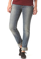 CARHARTT Womens X' Rebel II Denim Pant blue coast washed