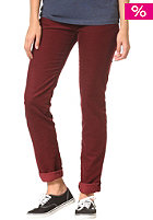 CARHARTT Womens X Rebel Pant cranberry