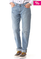 CARHARTT Womens X' Vicious Denim Pant blue pier washed