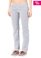 CARHARTT Womens   Ziggy Pant Yazoo Yazoo Stripe yazoo stripe, blue stone washed