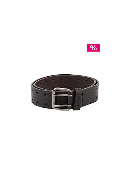 CARHARTT Wright Belt black/antique silver