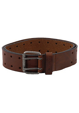CARHARTT Wright Belt leather latigo/antique silver