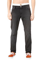 CARHARTT  Ziggy Pant Alabama Color Denim black vintage washed