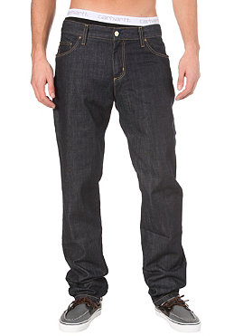 CARHARTT Ziggy Pant Broderick Denim blue rinsed